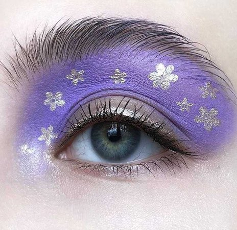 lavender silver flowers