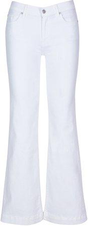Seven Dojo Tailorless Flare Leg Jeans