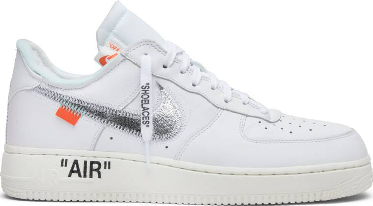 OFF-WHITE x Air Force 1 'ComplexCon Exclusive' - Nike - AO4297 100 | GOAT