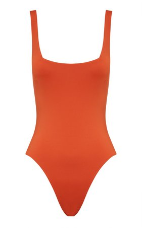 Bondi Born Margot One-Piece High-Cut Swimsuit