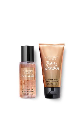 Travel Fragrance Mist & Lotion Gift Set