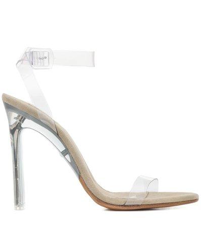 Yeezy - Transparent sandals (SEASON 7) | Mytheresa