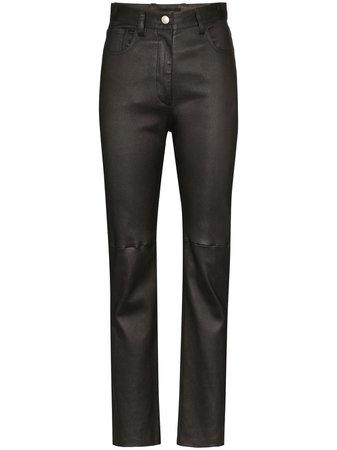 Joseph Cindy Slim-Fit Trousers   Farfetch.com