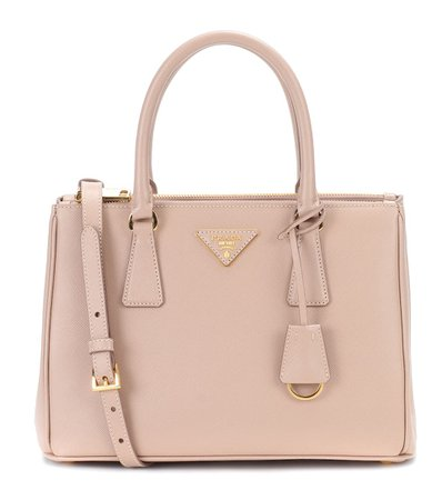 Prada - Galleria Saffiano Small leather tote | Mytheresa
