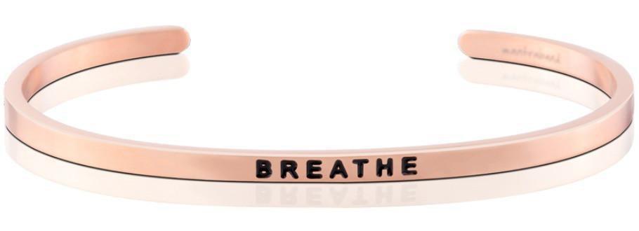 Breathe Bracelet — MantraBand® Bracelets