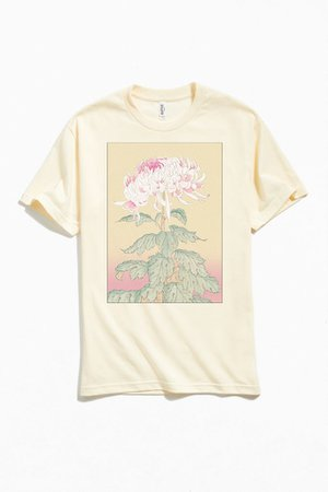 Blossom Flower Tee | Urban Outfitters