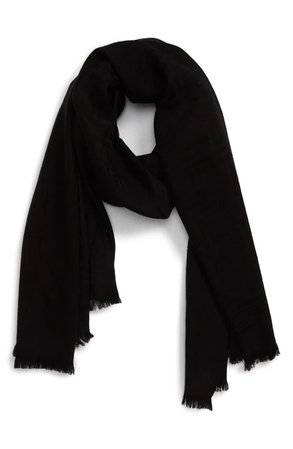 Ted Baker London Mono Wool Scarf | Nordstrom