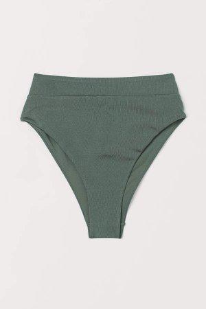 Brazilian Bikini Bottoms - Green
