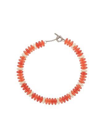 Marni Beaded Choker Necklace - Farfetch