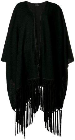 fringed cape