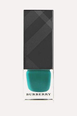 Nail Polish - Aqua Green No.418