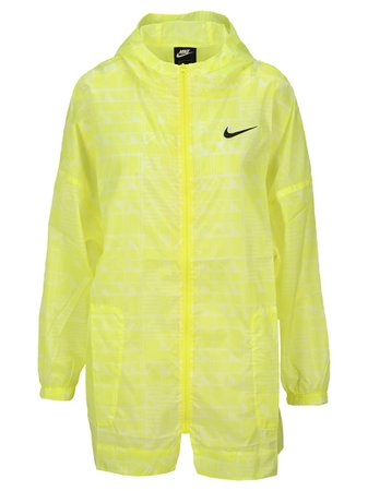 Nike Su Transparent Rain Jacket