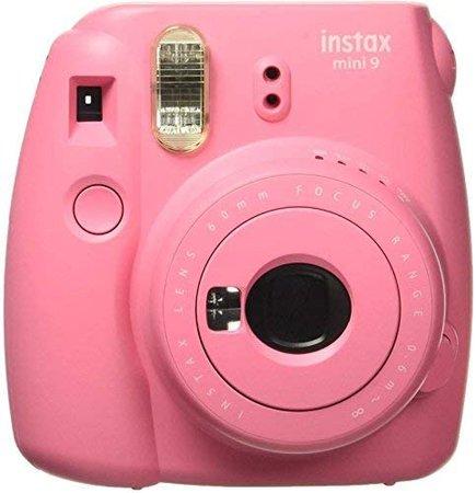 Amazon.com : Fujifilm Instax Mini 9 Instant Camera, Flamingo Pink : Camera & Photo