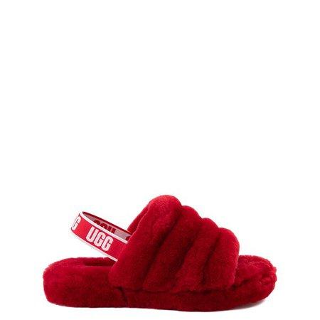 UGG® Tasman II Casual Shoe - Toddler / Little Kid / Big Kid - Samba Red   Journeys