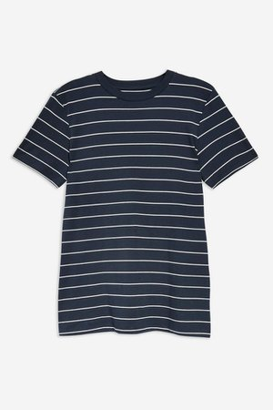 **Thin Stripe T-Shirt by Selected Femme | Topshop