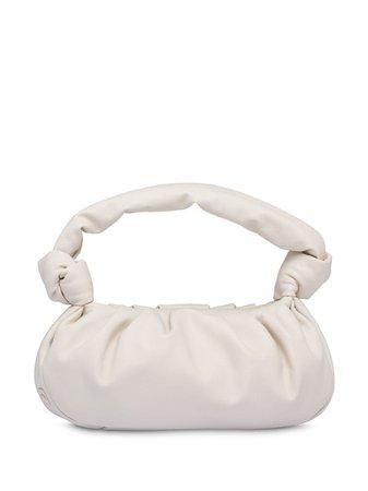 Miu Miu knotted detail tote bag white 5BC064VOOM2C9O - Farfetch