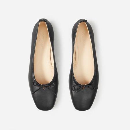 Women's Day Ballet Flat | Everlane black