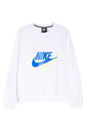 Nike Sportswear Archive Women's Long Sleeve Crewneck Tee | Nordstrom