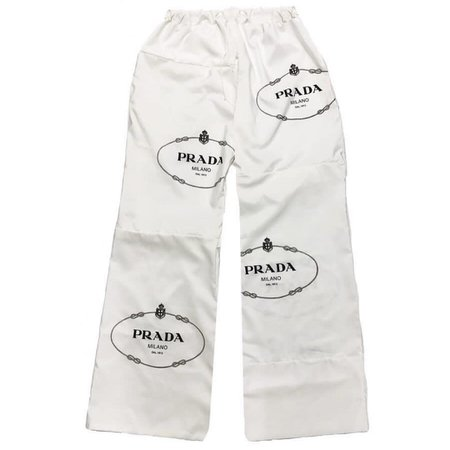 "Digital Pants Museum sur Instagram: Sam Nowell Studios ""Prada this, Prada that"" Seishy Trousers"