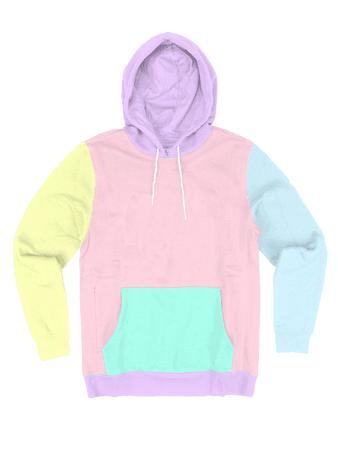 Pastel Lollipop Hoodie 1