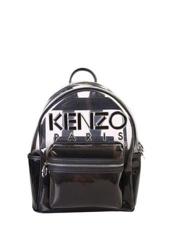 Kenzo Branded Backpack