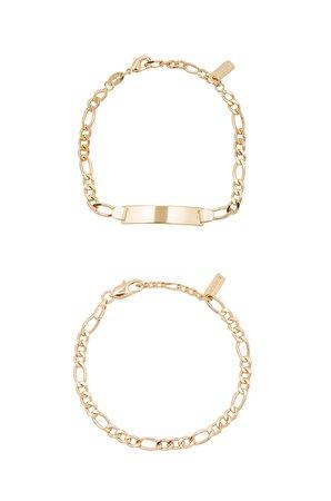 ID Bracelet Set