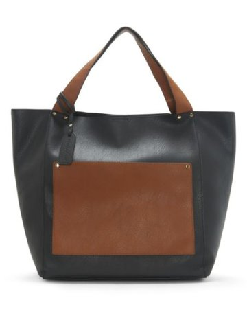 Sole Society Noemi Tote | Sole Society Shoes, Bags and Accessories black brown