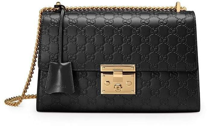 Padlock Signature shoulder bag