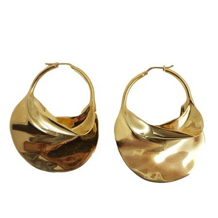 CELINE - gold earring