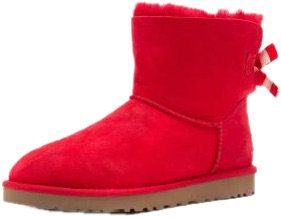 red uggs ✨
