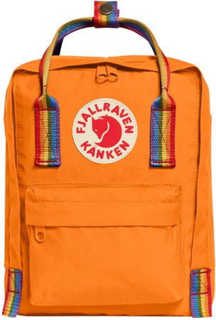 Amazon.com: Fjallraven, Kanken Mini Classic Backpack for Everyday, Leaf Green: Fjallraven: Sports & Outdoors