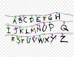 stranger things christmas lights - Google Search