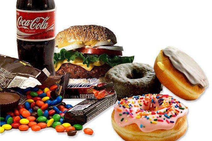 Unhealthy But Good Food