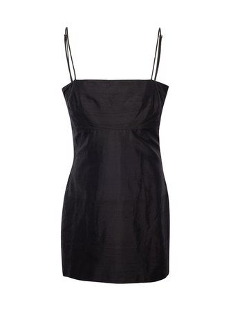 Christy Dress in Black | Réalisation