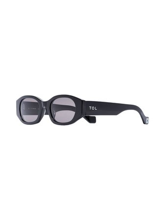 TOL Eyewear rectangular-frame Sunglasses - Farfetch