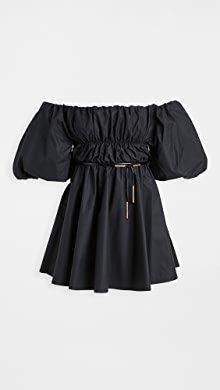 Philosophy di Lorenzo Serafini Off Shoulder Mini Dress | SHOPBOP