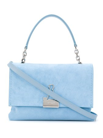 Off-White Binder Clip Shoulder Bag - Farfetch