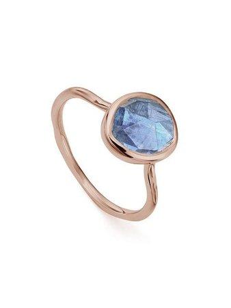 Monica Vinader RP Siren Stacking Kyanite Ring