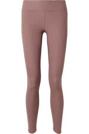 Nike | Epic Lux ribbed Dri-FIT leggings | NET-A-PORTER.COM