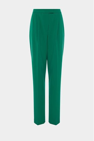 Indi Whisper Ruth Suiting Trouser   New Arrivals   French Connection Usa
