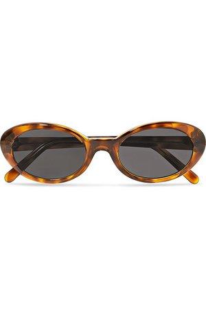 Illesteva | Seattle round-frame tortoiseshell acetate sunglasses | NET-A-PORTER.COM