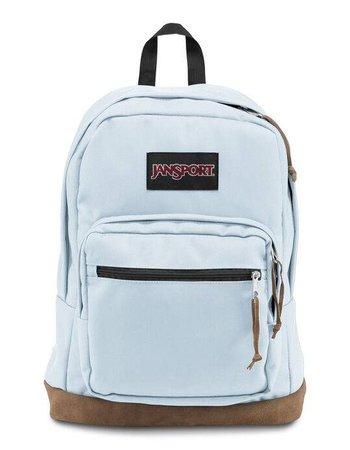 JANSPORT Right Pack Palest Baby Blue Backpack - BYBLU - JS00TYP7-0SH | Tillys