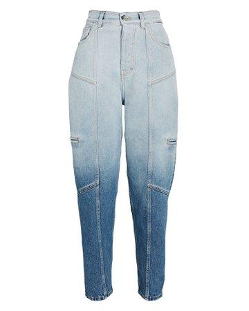 IRO Sarrig Ombré Straight-Leg Jeans | INTERMIX®