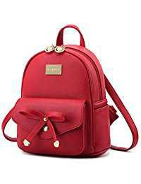 Amazon.com: red small backpack: Clothing, Shoes & Jewelry