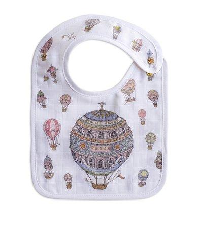 Atelier Choux Paris Baby Hot Air Balloon Small Bib | Dillard's