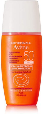 Spf50 Ultra-light Hydrating Sunscreen Lotion, 38.5ml - Colorless