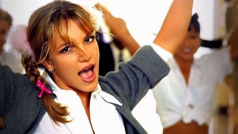 """Britney Spears' """"Baby One More Time"""" Video Was Almost Animated & 10 Other Surprising Facts About The 20-Year-Old Clip"""