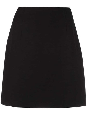 Theory classic pencil skirt - Black