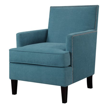 Robin Track Arm Club Chair - Blue : Target