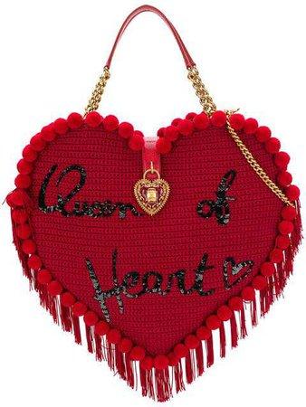 Dolce & Gabbana My Heart Crochet Bag - Farfetch